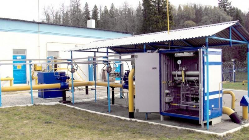 Блок автоматической одоризации газа БАОГ серии «Голубое пламя»