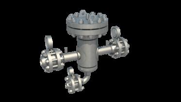 Фильтры жидкостные газовые